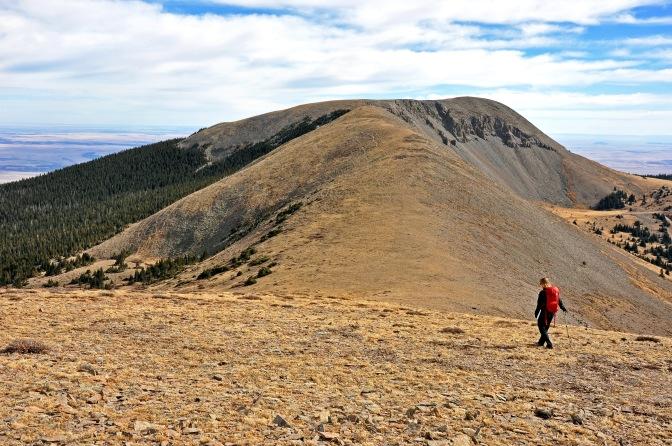Greenhorn Mountain, Climbing CO Mtns Book